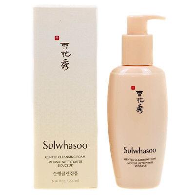 Sulwhasoo Gentle Cleansing Foam 200ml
