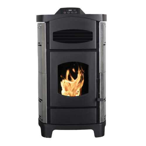 NEW Ashley Stainless Steel Pellet Stove Model  AP5780SS **FREE SHIPPING**