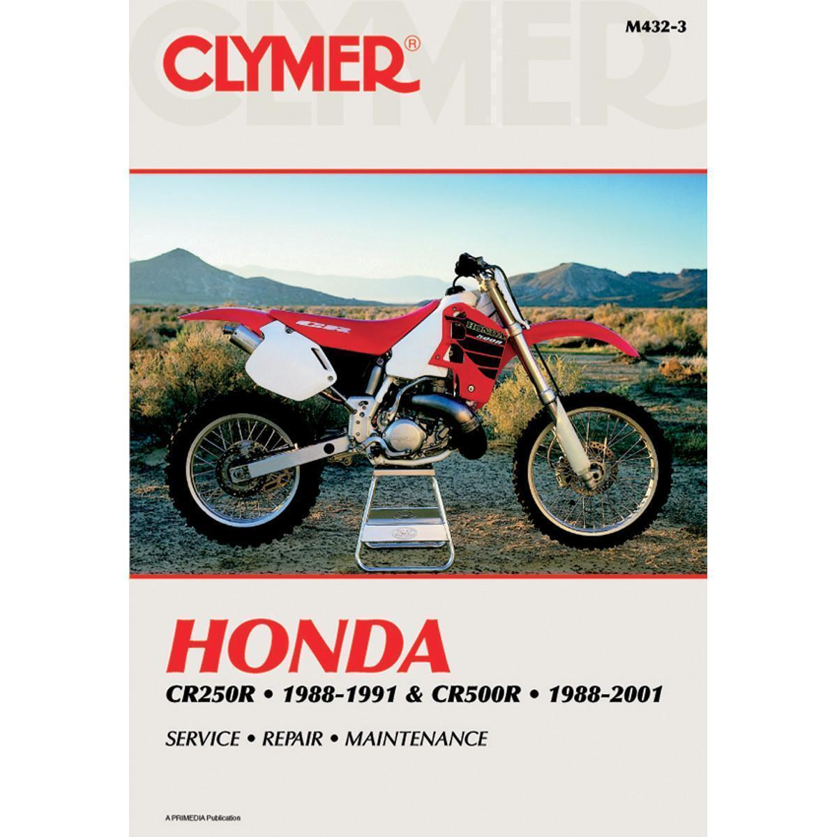 Clymer M432 3 Repair Manual Ebay Cr250r Wiring Diagram Stock Photo