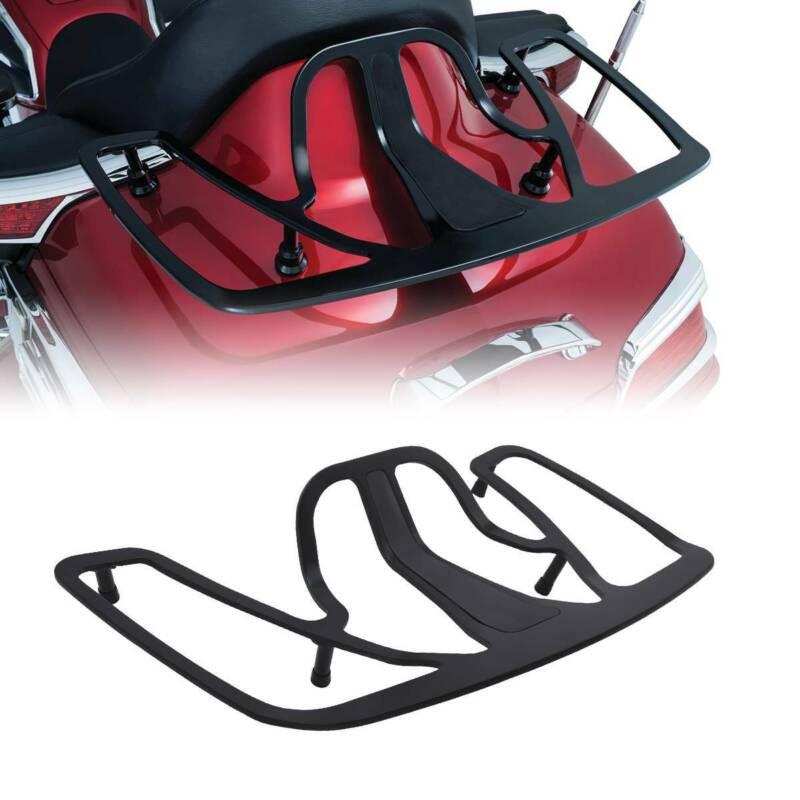 Motorcycle Aluminum Luggage Rack For Honda Goldwing GL1800 2001-2017 2016 Black