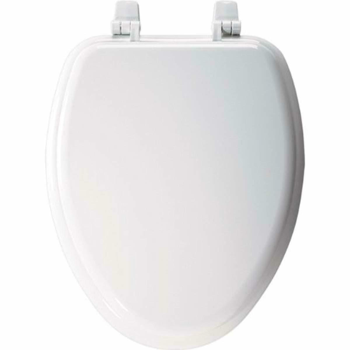 Astonishing Details About Bemis 1400Tta000 Molded Wood Elongated Toilet Seat Bathroom Fixtures White 1 Pc Pabps2019 Chair Design Images Pabps2019Com