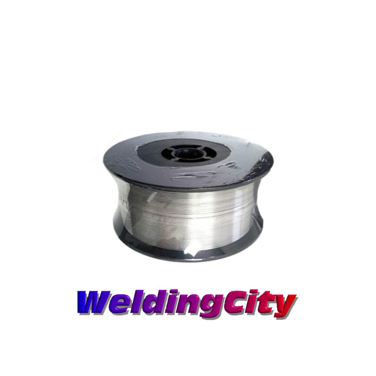 WeldingCity 2 Rolls of ER308L Stainless Steel MIG Welding Wire 2-Lb Spool 0.030 0.8mm