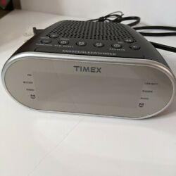 Timex Digital Alarm Clock Radio (IT2312) AM FM Battery(not included) backup