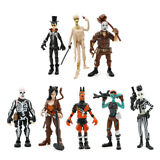 "8Pc/set 3.5"" Fortnight Fortnite Action Figure Model Toy Anime Figures Collection"