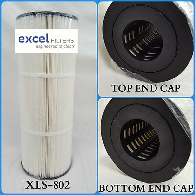 HAYWARD CX1200RE XLS802 FILTER Cartridges UNICEL C-8412 FC-1293 PLEATCO PA120