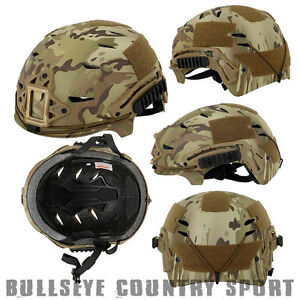 Emerson Military Style EXF Jump Fast Helmet ATP Multicam Army Airsoft