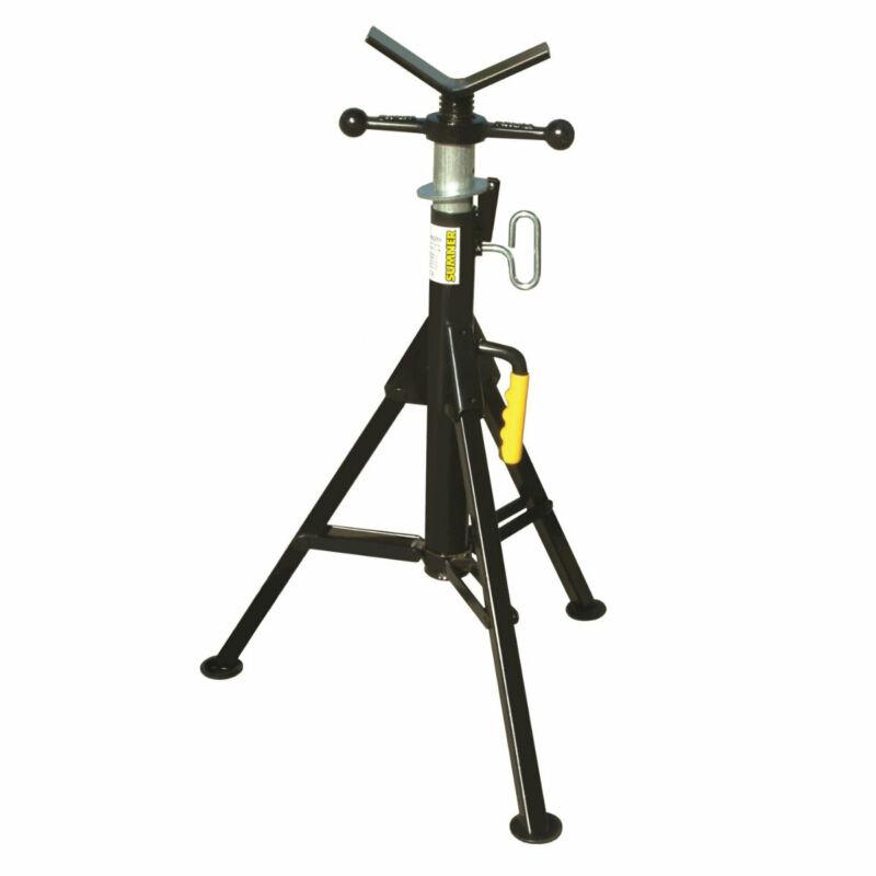 """Sumner 781300 28""""-49"""" Adjustable Fold-a-jack Hi-jack Stand 2500-lb Capacity"""