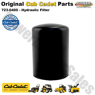Cub Cadet Replacement Hydraulic Filter for Log Splitter & Ot