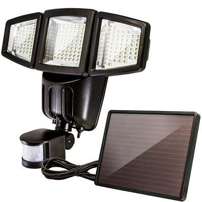 Solar Lights Outdoor, ANKO 182 LED 1000 Lumens Motion Sensor Lights