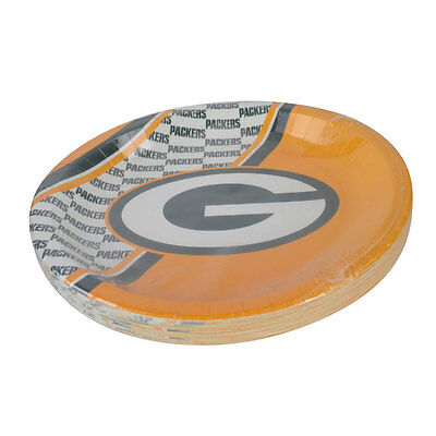 New NFL Green Bay Packers 20 Disposable 9.75