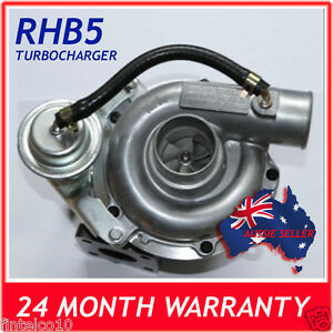 RHB5-HOLDEN-RODEO-ISUZU-MU-2-8L-Turbo-Charger-2-YR-AUS-WARRANTY-VI58-4JB1T