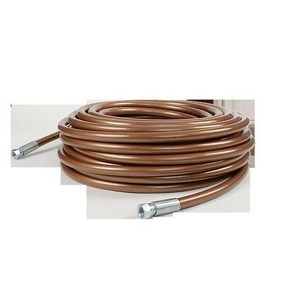Titan High Pressure 14 X 50 Bronze Airless Paint Spray Hose 7500psi - Oem
