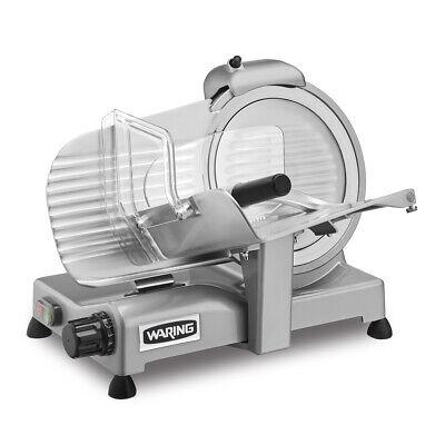 Waring Wcs250sv Commercial Food Slicer Electric