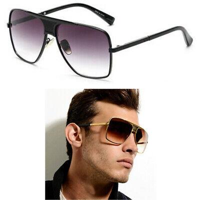 Sonnenbrille Herren Pilotenbrille Aviator Fliegerbrille Pornobrille Retro