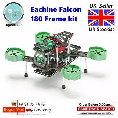 Eachine Falcon 180 Racing Drone Carbon Fiber Frame Kit w/ builtin PDB-FPV QAV210