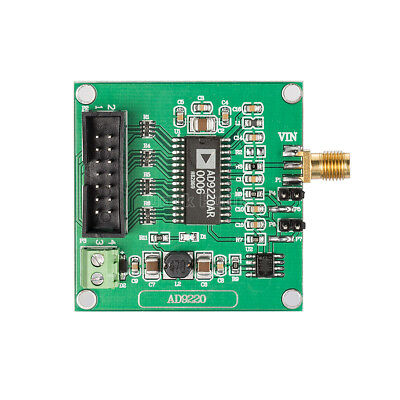 Ad9220 Data Acquisition Module High Speed Ad Collection12-bit Adc Board 10msps