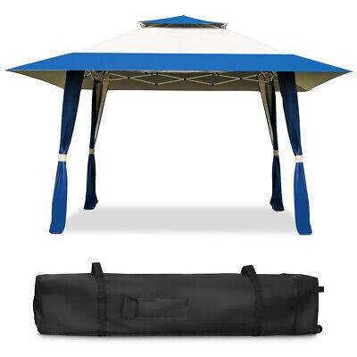 13'x13' Folding Gazebo camping Beach Canopy Shelter Tent