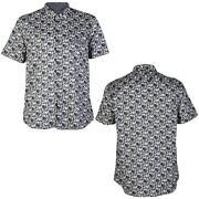 Mens Floral Pattern Shirt