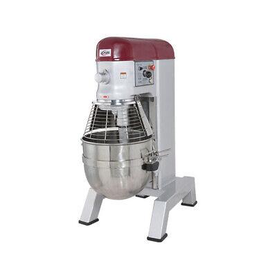 Axis Ax-m80 Floor Model Commercial Planetary Mixer 80 Qt. Capacity 4-speed