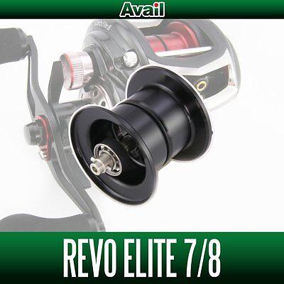 <Avail> Microcast Spool RV352R-IV for Abu Revo3 ELITE BLACK