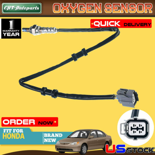 Rear O2 Oxygen Sensor For Honda Civic 01-05 1.3L 1.7L RSX