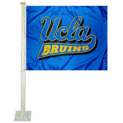 UCLA Bruins Car Auto Window -