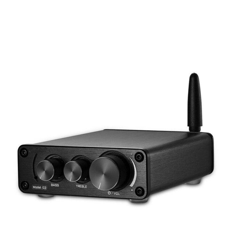 New HiFi 2.0 50W+50W TPA3116 Audio Power Stereo Amplifier 100W Bluetooth 5.0