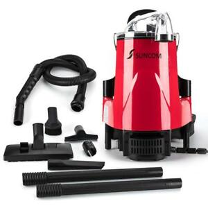 Backpack Vacuum, Commercial Lightweight Vacuum Cleaner Powerful Dust Cleaning