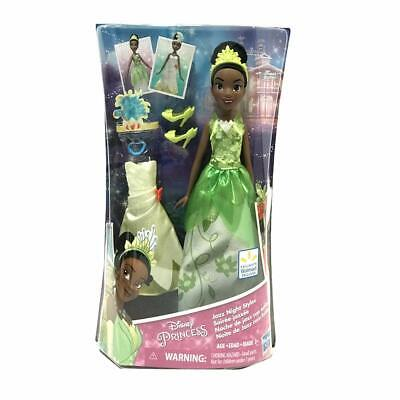 "Princess Tiana Outfits (Disney Princess Tiana 12""Doll With 2 Outfits The Princess and the Frog)"