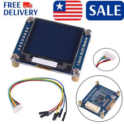 I2c Oled Display Module 1.5inch Oled Module 128x128 Pixel Ssd1327 For Arduino