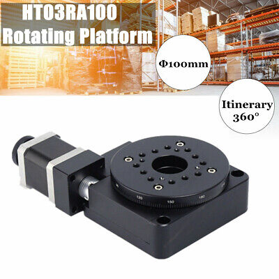 360electric Optical Rotating Platform Motorized Rotation Stage Rotating Machine