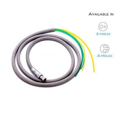 Easyinsmile Dental Silicone Turbine Handpiece Tubing Hose Connector 24 Holes