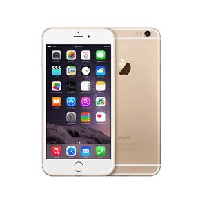 iPhone 6 gold 16gbs