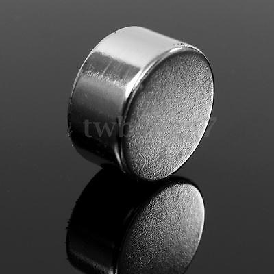 1pc Big N52 Strong Neodymium Round Disc Magnet Rare Earth 20mm X 10mm Fridge