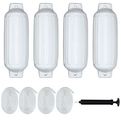 """27"""" Boat Fenders Hand Inflatable  Marine Bumper Shield Prote"""