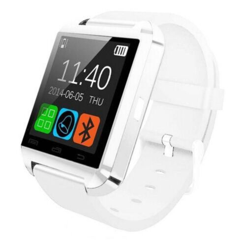New Bluetooth Smart Wrist Watch Phone Mate For IOS Android iPhone Samsung HTC LG