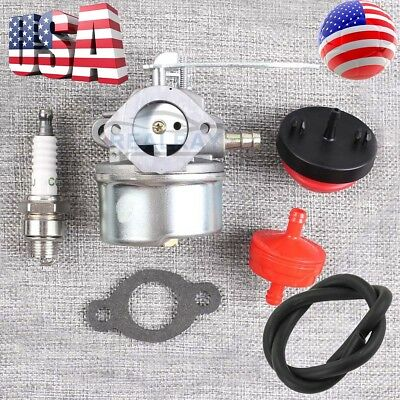 2 Cycle Carb - New Carb for Toro 38182 Tecumseh 640086 640086A 632641 632552 3HP 2 Cycle Engine