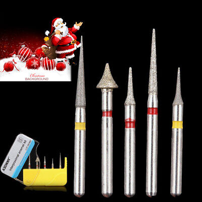 Dental Interproximal Enamel Grinding Polishing Ortho Handpiece Diamond Burs Kit