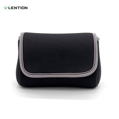 Premium Neoprene Storage Pouch Bag Carrying Case for Chargers Cables Power Bank