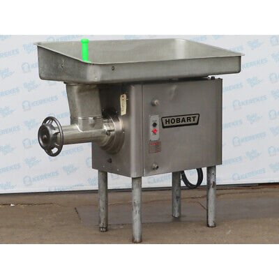 Hobart 4146 Meat Grinder 5 Hp Used Excellent Condition