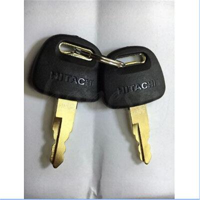 12510x Newest Style Heavy Equipment Keys For Hitachi H800 Zax Excavator