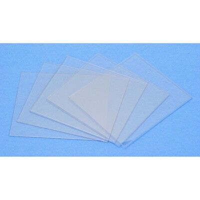 Chicago Electric Welding 4 In. X 4-12 In. Welding Lens Covers 5 Pc