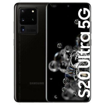 SAMSUNG GALAXY S20 ULTRA 5G 512GB DUAL SIM NUOVO SIGILLATO + GARANZIA ITALIA