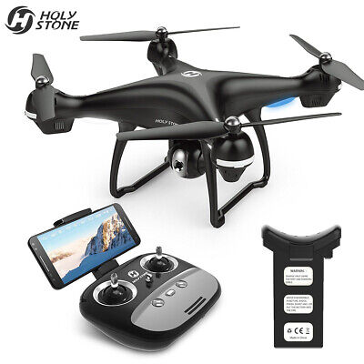 Supernal Stone HS100 GPS FPV Drone With 1080P HD Camera WIFI RC Quadcopter Follow ME