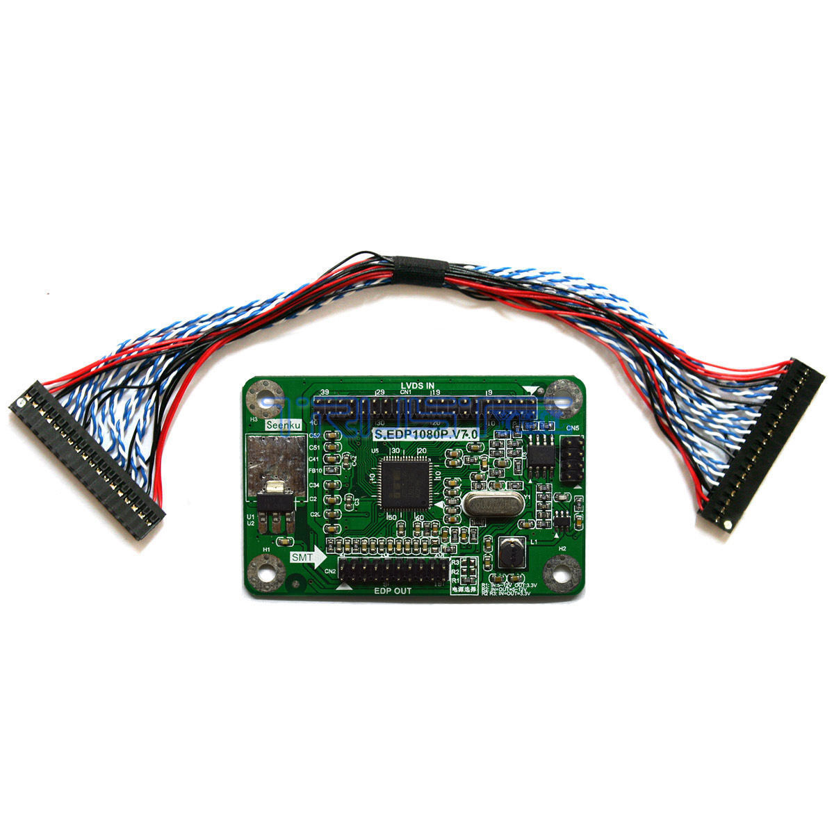 Replacement new lcd tv backlight inverter board lt40720f lc40gs60dc ssi 400 14a01 rev01 free shipping