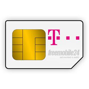 Xtra Card mit 10€ Guthaben D1 von T-Mobile Prepaid Handy SIM Karte Telekom NEU