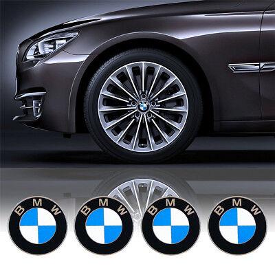 4X BMW 68mm NABENDECKEL RADNABENDECKEL NABENKAPPEN RADKAPPE FELGENDECKEL EMBLEME online kaufen