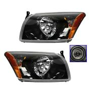 Dodge Caliber Headlight