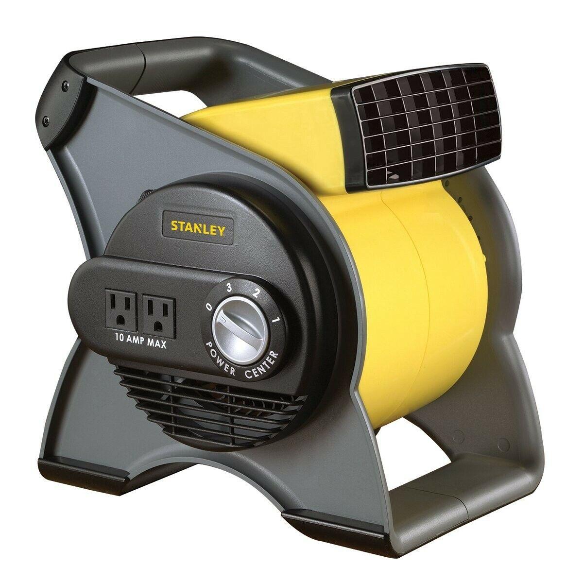 Air Mover Blower Fan Pivot Carpet Dryer Floor Drying High Ve