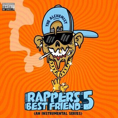 Alchemist Rapper's Best Friend 5 (Black